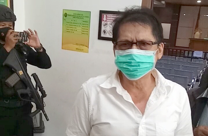Divonis Empat Tahun Hakim Tipikor Bandung Kabulkan JC Herry Nurhayat