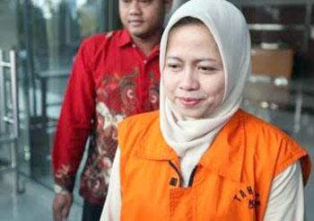 Dewi Suryana hakim Pengadilan Tipikor Bengkulu