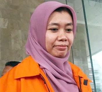 Jaksa di Kejati Jawa Barat Deviyanti Rochaeni