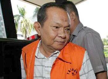 Ramlan Comel hakim ad hoc Pengadilan Tipikor Bandung