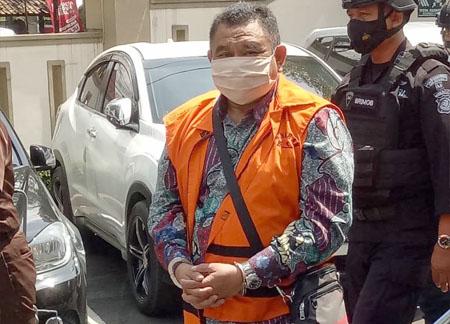 Rasuah RTH Kota Bandung Jaksa KPK Minta Hakim Tolak Eksepsi Dadang Suganda 2