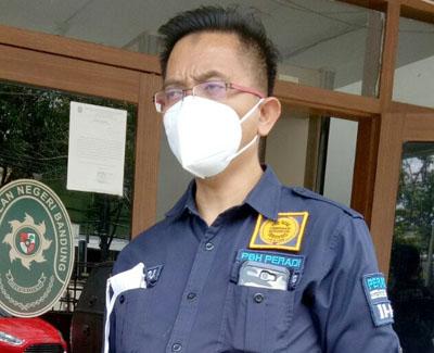 Penasihat Hukum Dadang Suganda Anwar Djamaludin SH MH. FOTODRY 1