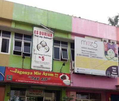 Es Durian Pak Aip Bandung FotoNet