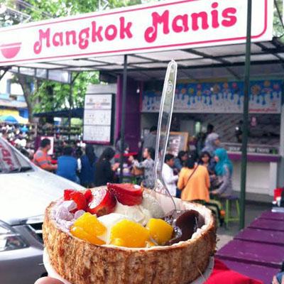 Mangkok Manis Dessert FotoNet