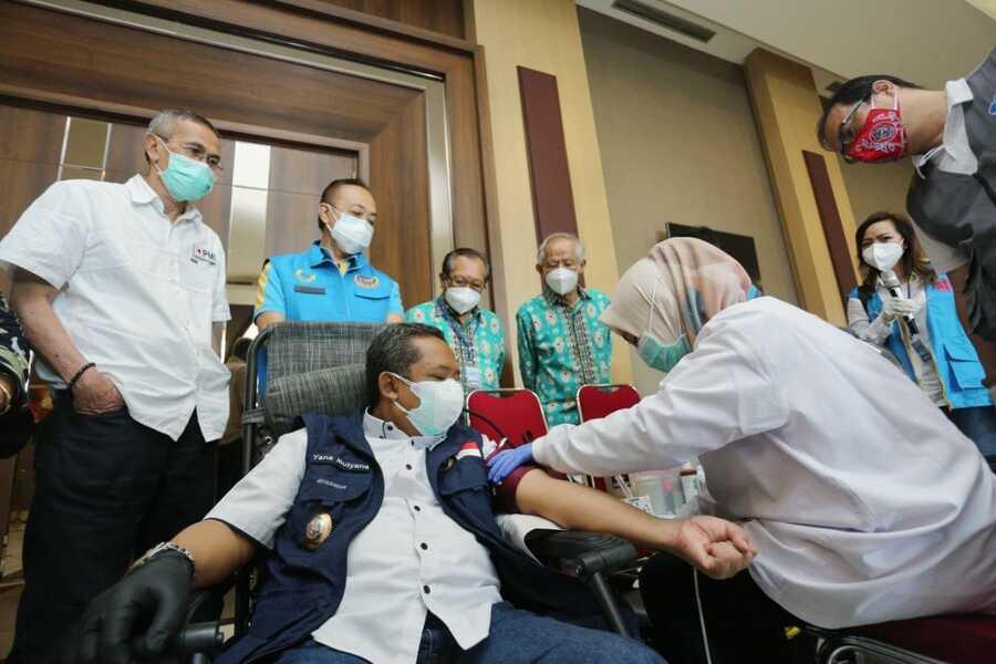 Wakil Wali Kota Bandung Yana Mulyana (foto: humas)