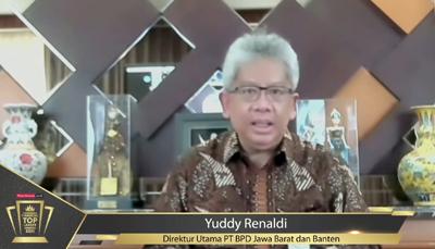 bank bjb Raih Penghargaan Prestisius di Ajang Indonesia Financial Top Leader Award 2021 5
