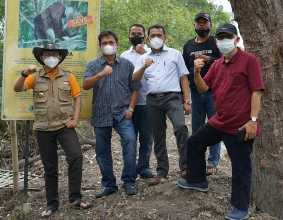 Pj Bupati Bekasi Dani Ramdan Kunjungi Kecamatan Muara Gembong