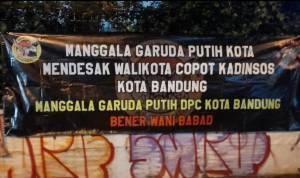 Copot Kadinsos Kota Bandung