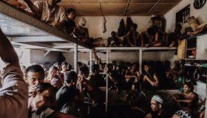 Kondisi over kapasitas di Lapas Bagansiapiapi Kepulauan Riau