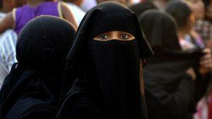 Ilustrasi Niqab